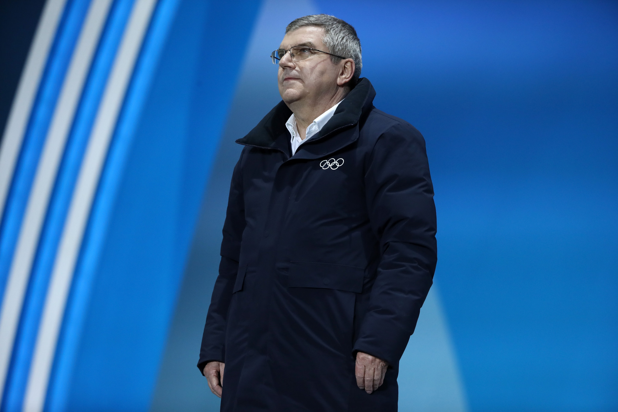 IOC President Thomas Bach has not yet addressed the Adam Pengilly situation directly ©Getty Images