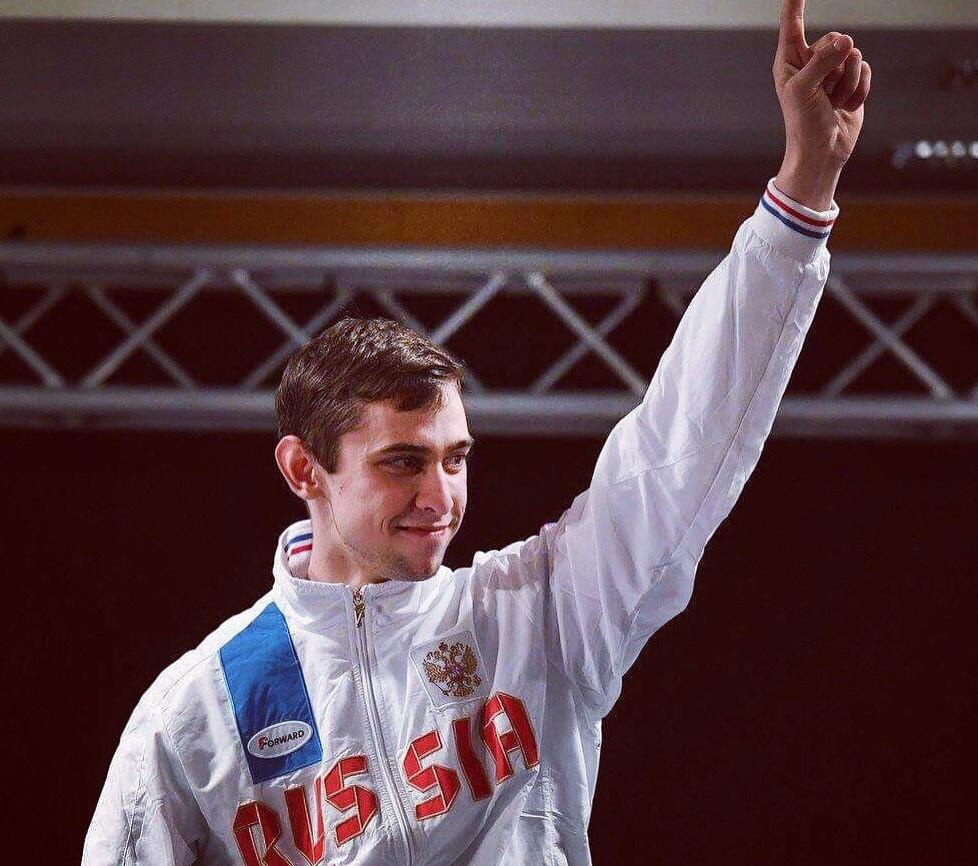 Shaburov wins all-Russia clash at IWAS Wheelchair Fencing World Cup