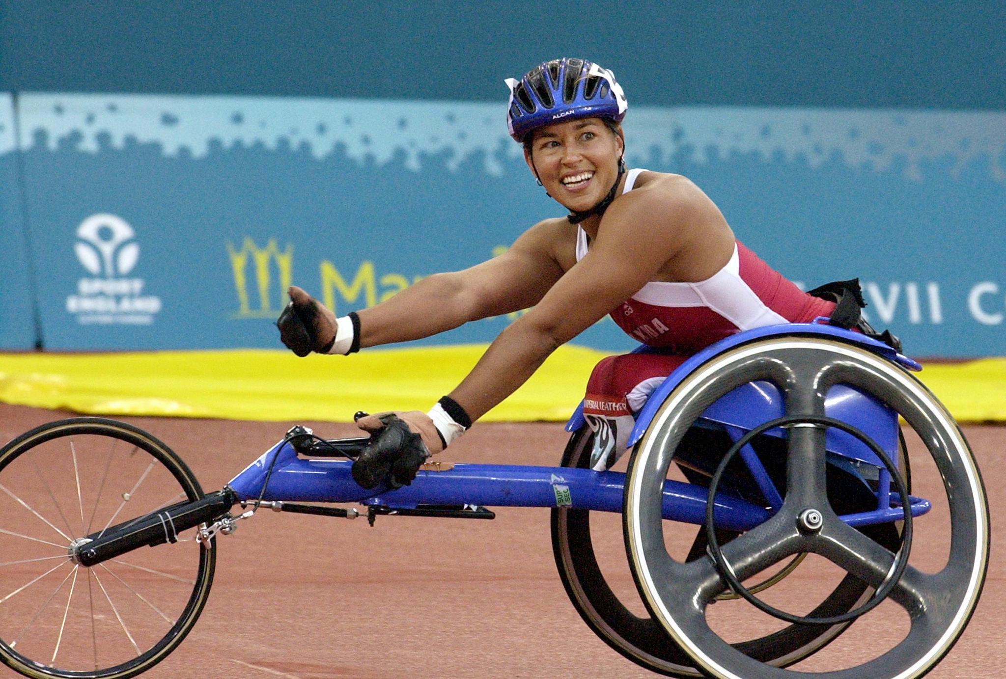 8. Trailblazer Chantal Petitclerc wins first Commonwealth Games gold medal in Para-sport