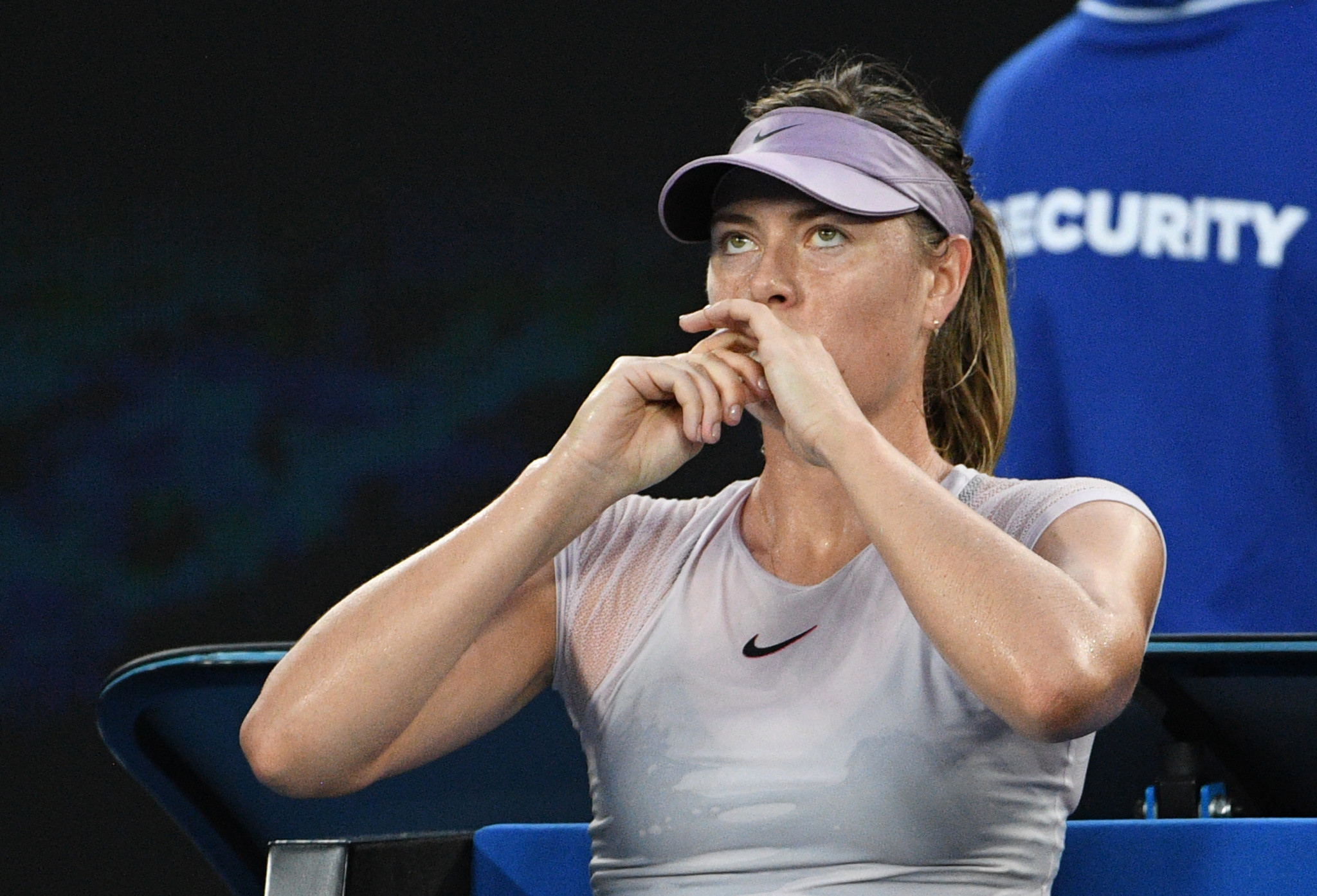 Sharapova passed eight doping tests in 2017, ITF reveal
