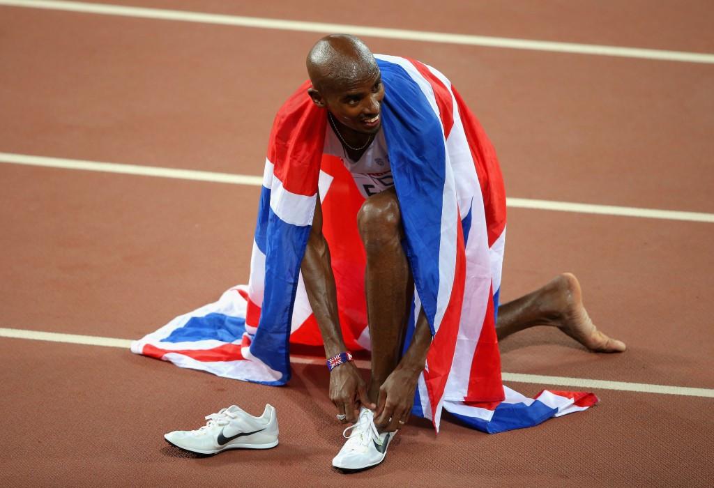 Brendan Foster considers Mo Farah to be Britain's greatest sportsman