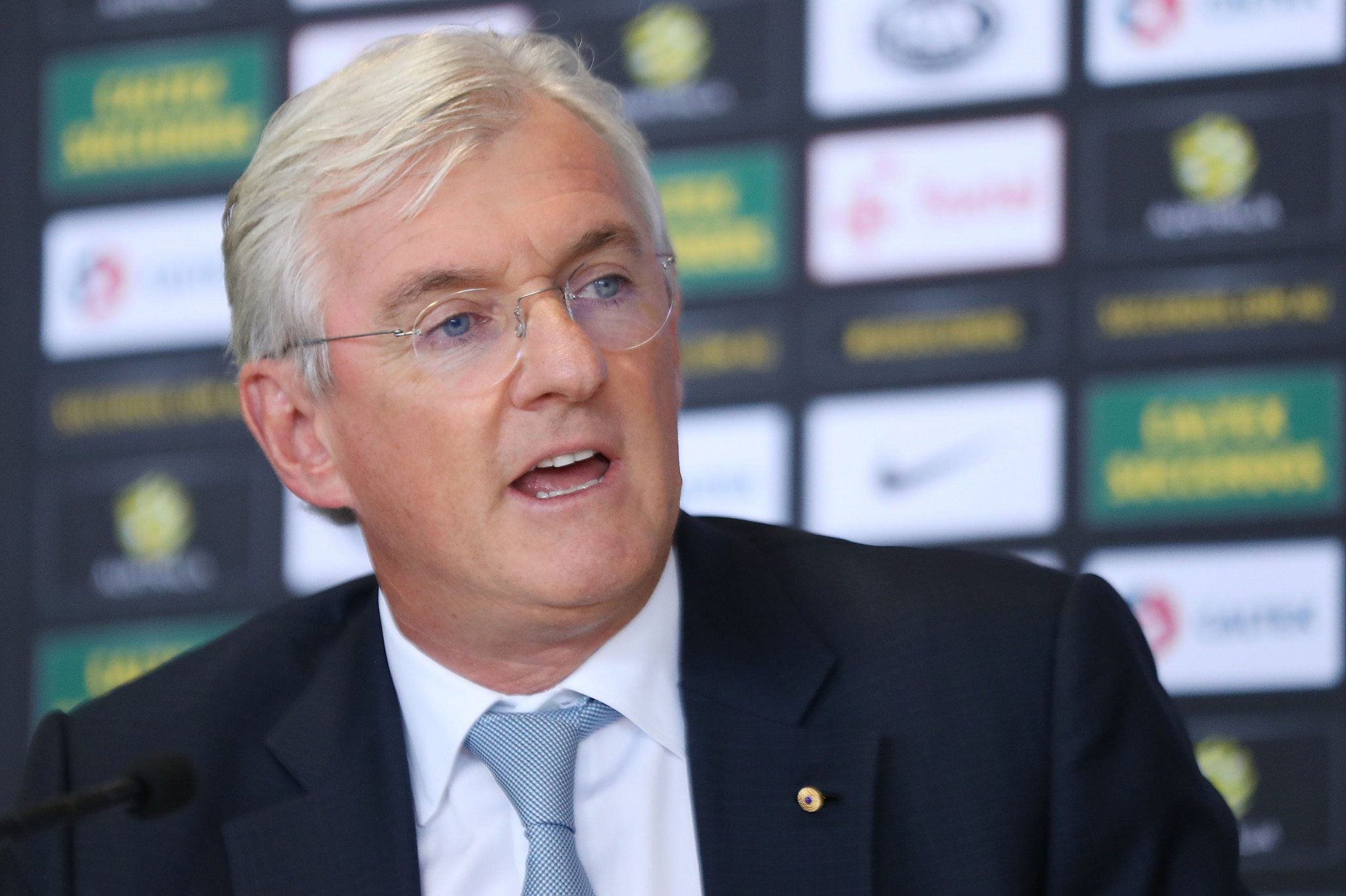 The FFA are currently in the midst of a constitutional crisis ©Getty Images