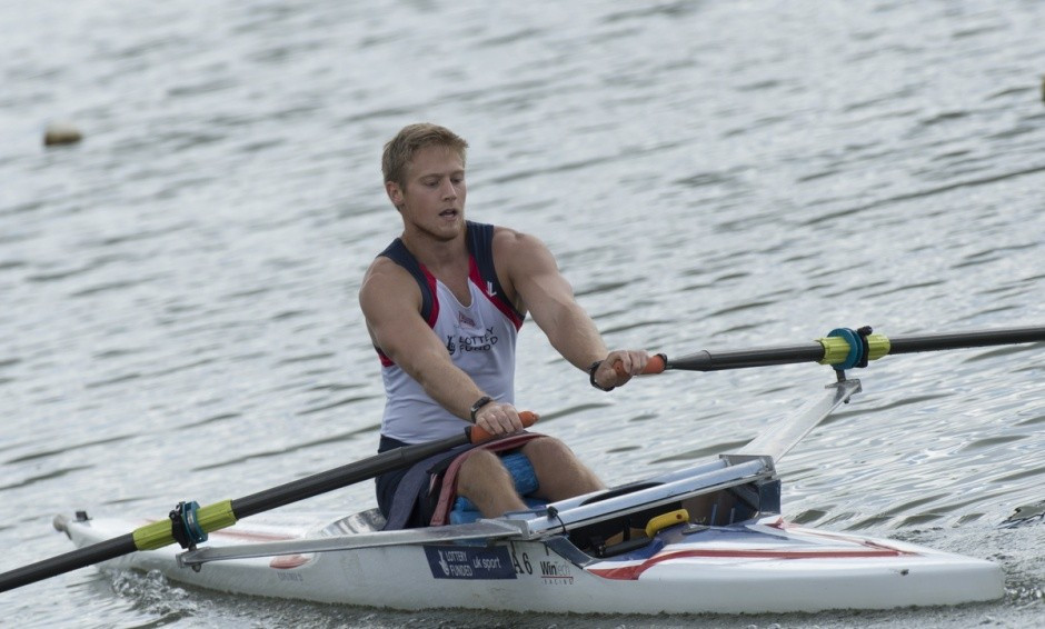 British mixed double scull secure Rio 2016 quota place at World Para-Rowing Championships