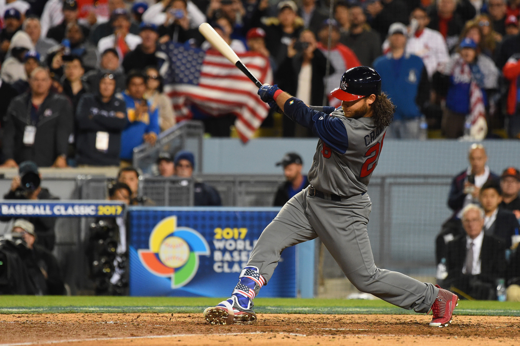 World Baseball Classic winners United States are the new world number one side in men's baseball ©Getty Images