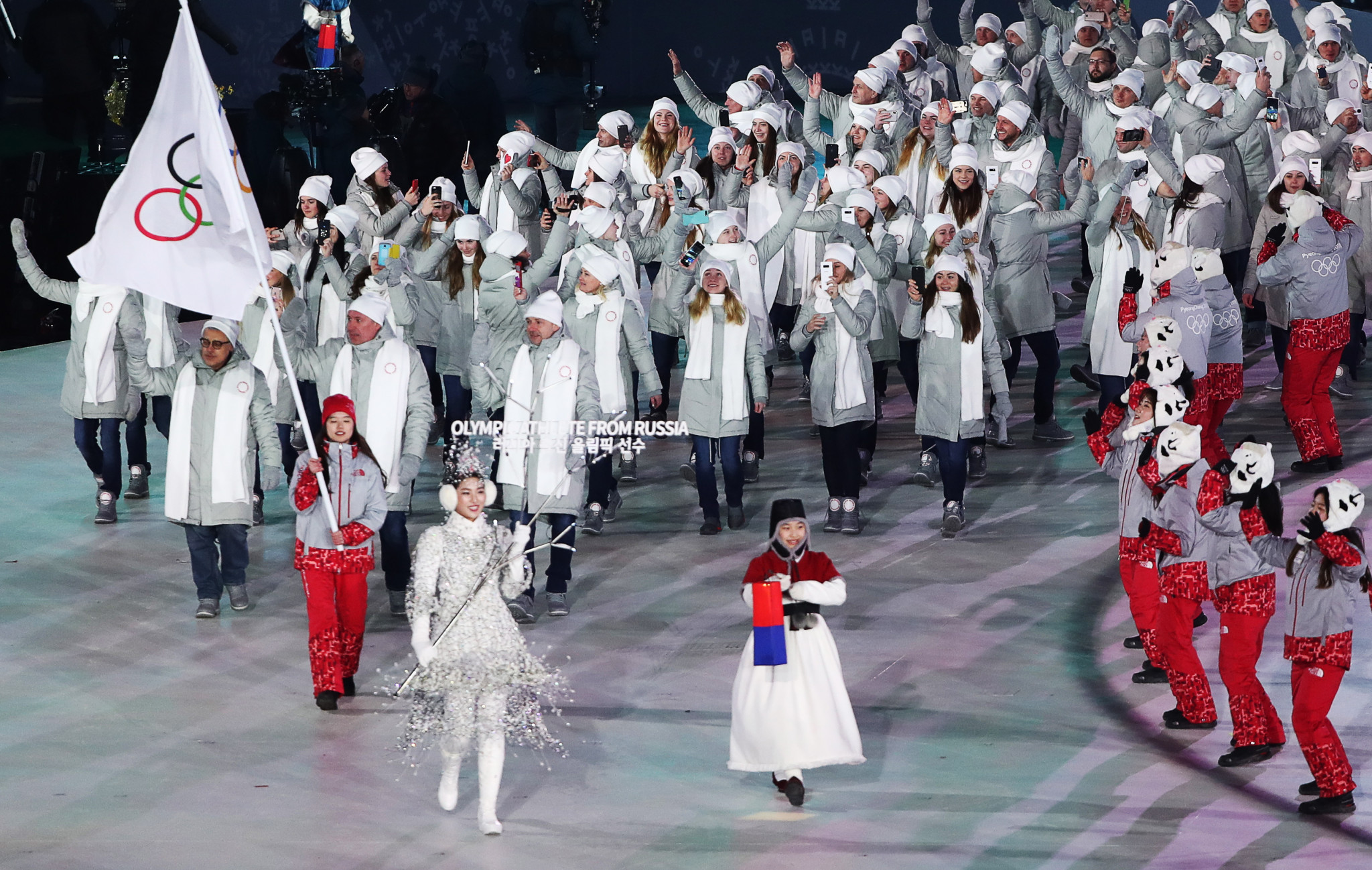 Decision on whether Russia allowed to take part in Pyeongchang 2018 Closing Ceremony postponed