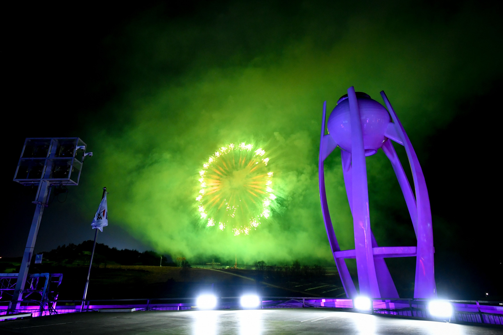 Bach hails Pyeongchang 2018 for showing new horizons before officially declaring Games closed