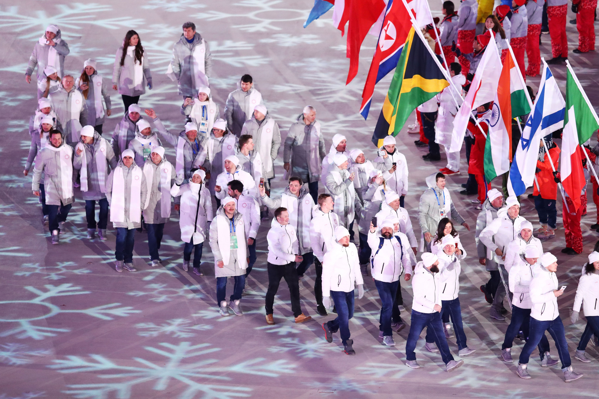 IOC decision to lift ban on Russia after Pyeongchang 2018 provokes widespread anger