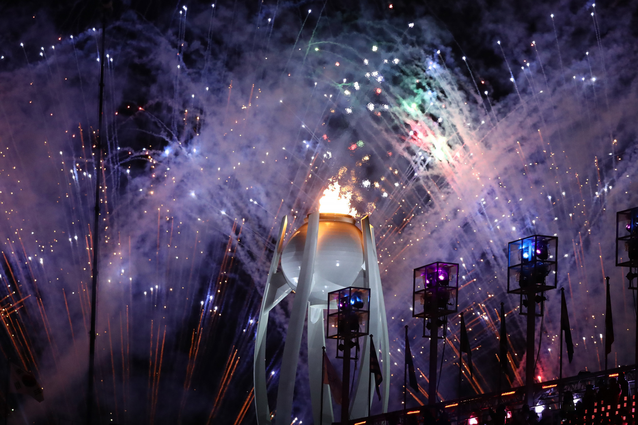"""ANOC officials praise Pyeongchang 2018 for """"bringing hope and inspiration"""""""
