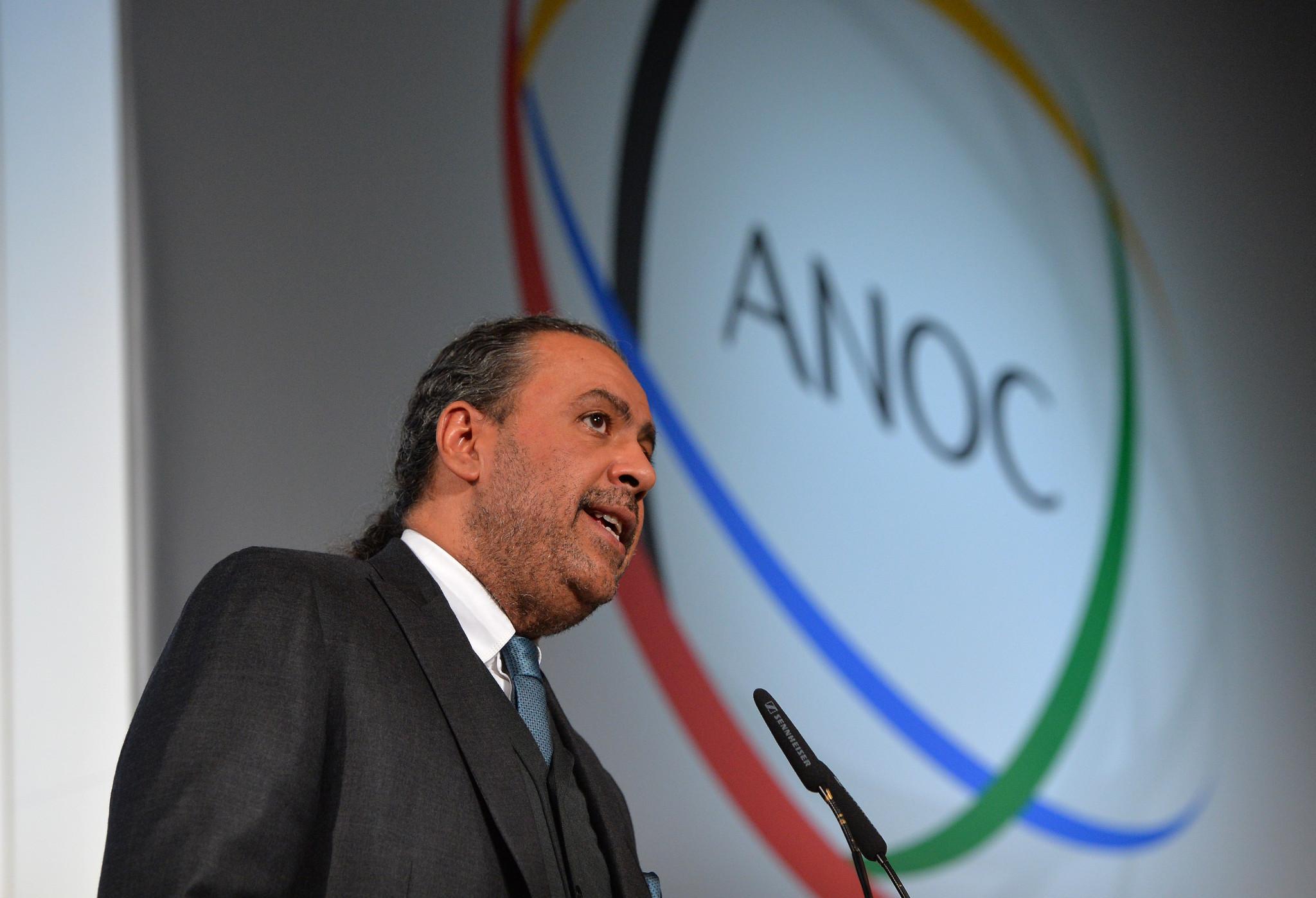Sheikh Ahmad Al-Fahad Al-Sabah has praised both the organisers of, and the athletes at, Pyeongchang 2018 ©Getty Images