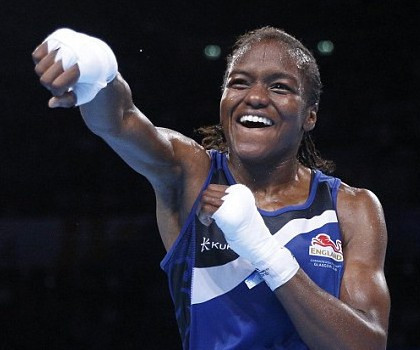 7. Nicola Adams adds Commonwealth Games gold at Glasgow 2014 to Olympic glory as women's boxing makes debut