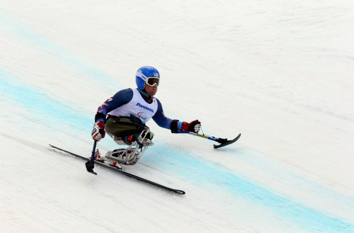 Alpine skiier Tyler Walker is one of the most experienced Paralympians named in a 74-strong US team for the Pyeongchang Games next month ©Getty Images