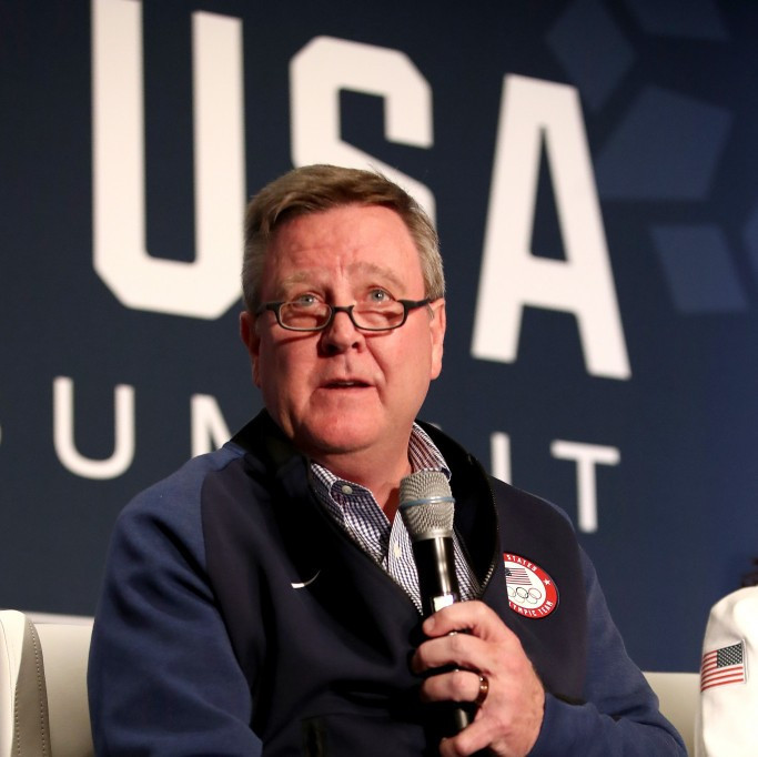 USOC chief executive Scott Blackmun has resigned ©Getty Images