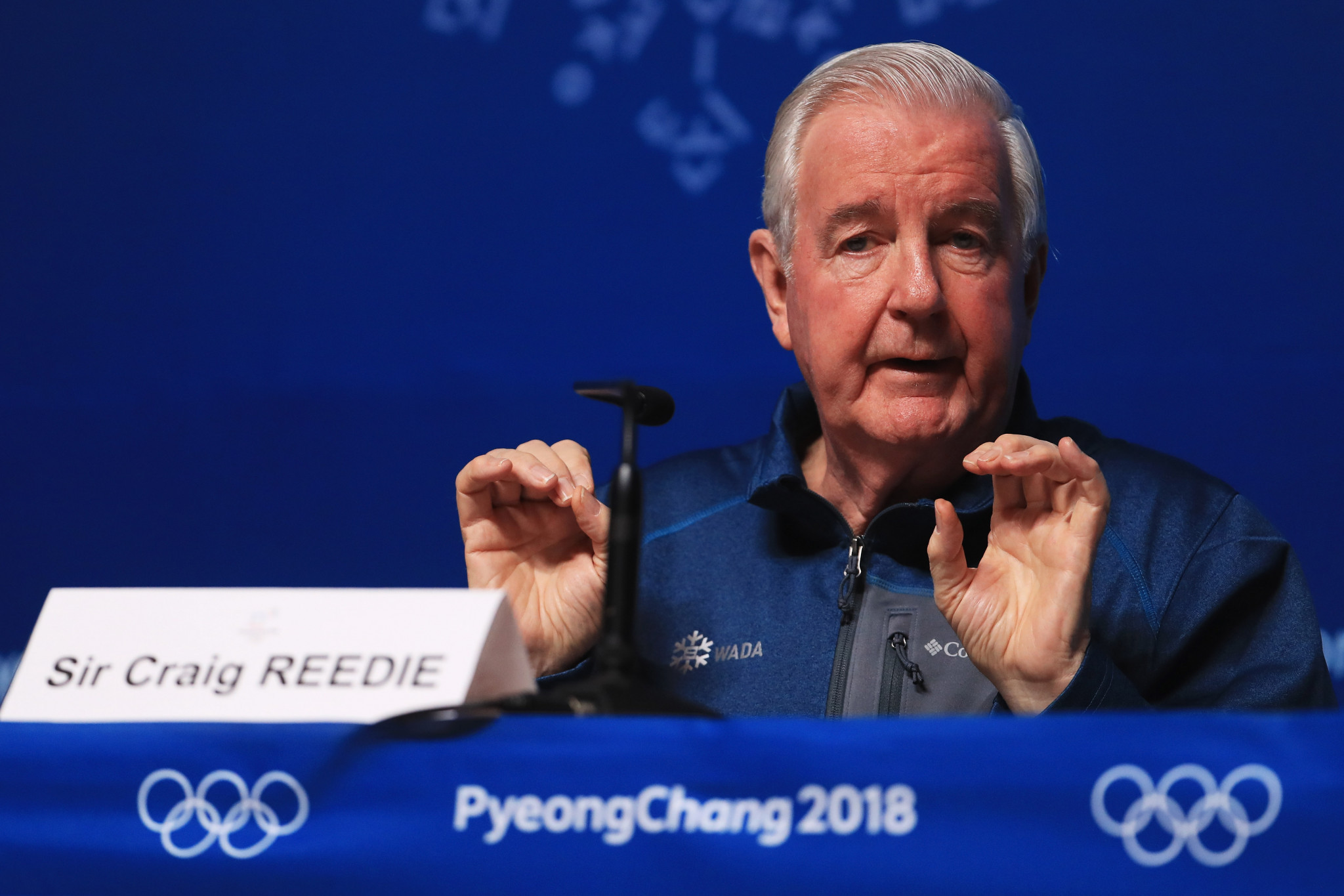 Sir Craig Reedie believes a longer Russian Olympic Committee suspension may have aided efforts to make RUSADA fully complaint ©Getty Images