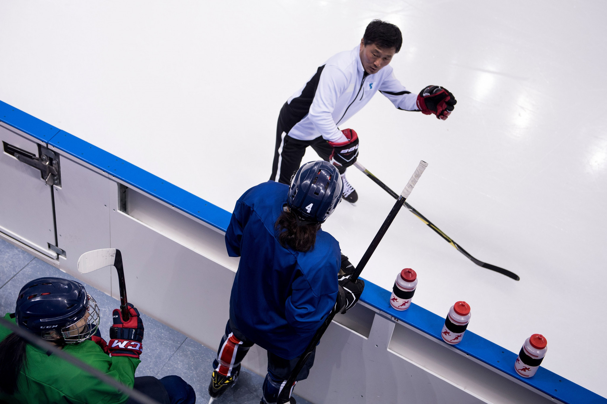Un Hyang Kim's positive test was blamed on contaminated food products ©Getty Images