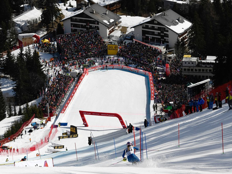 Pyeongchang 2018 champion Gisin targeting World Cup combined title on home snow of Crans-Montana