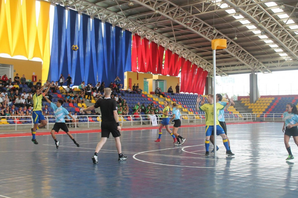 Suriname shock defending champions and hosts on opening day of Pan-American Korfball Championship