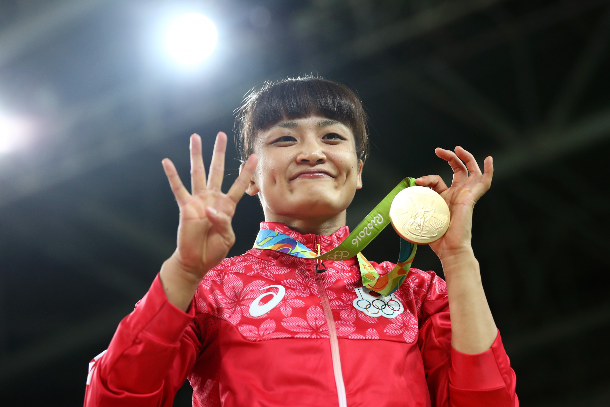 Kaori Icho is the centre of allegations that she was subjected to repeated harassment ©Getty Images