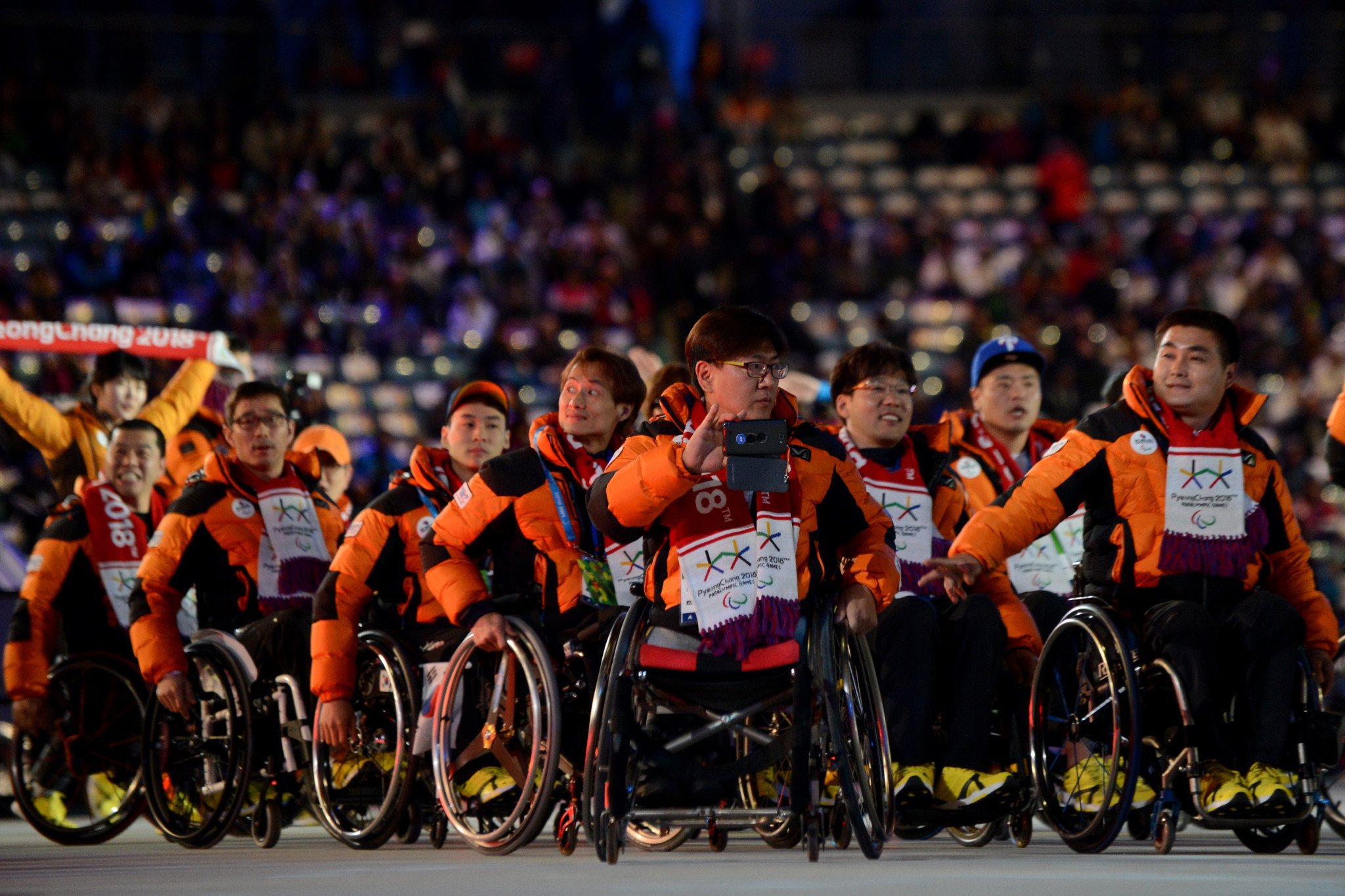 South Korea failed to win a medal at the Sochi 2014 Winter Paralympic Games but are targeting four at Pyeongchang 2018 ©Getty Images