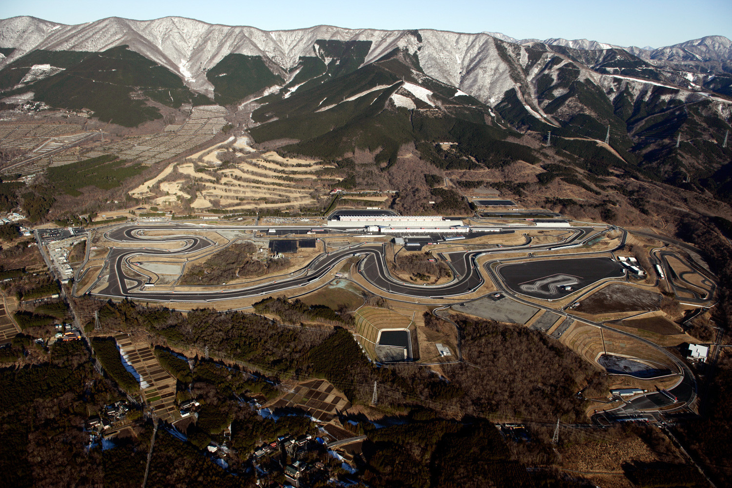 Fuji International Speedway will be a host of the road cycling events at Tokyo 2020 ©Racing Circuit