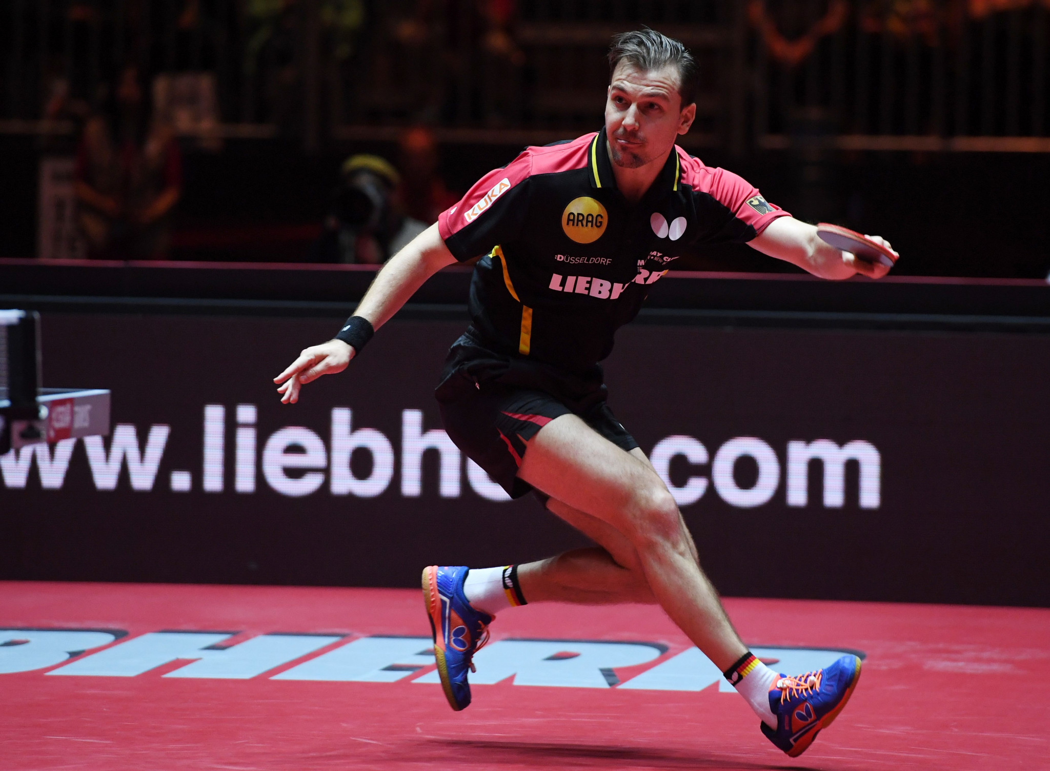 Boll to begin latest stint as world number one at ITTF Qatar Open