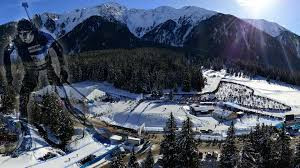 The raid was conducted during an IBU World Cup event in Antholz ©Biathlon Antholz